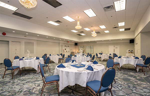 Banquet & Meeting Rooms