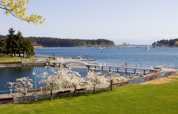 Our Location: Nanaimo Harbour